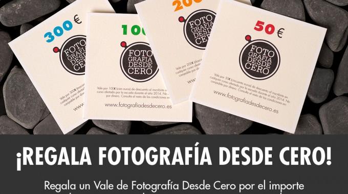 REGALO NAVIDAD VALE FOTODECERO