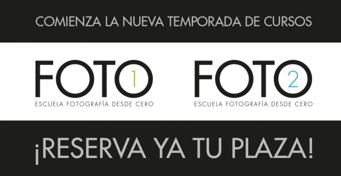 ¡Vuelven Los Cursos Foto1 Y Foto2!