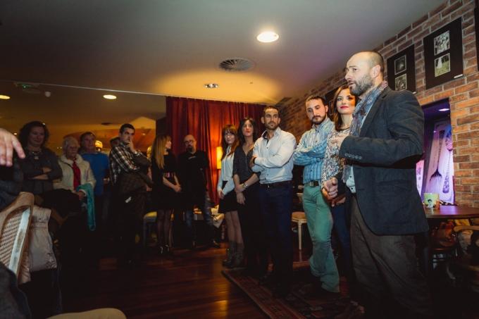 Inauguración Expo Fotopro Y 3er Aniversario De La Escuela