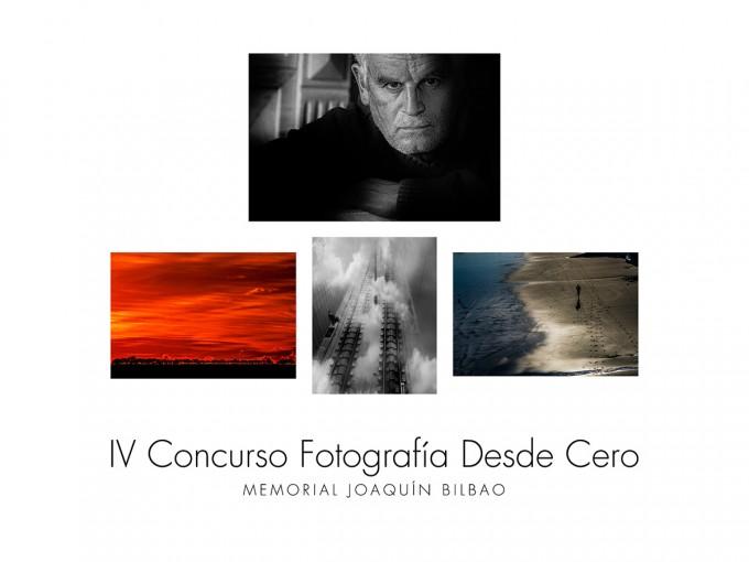 Entregados Los Premios Del IV Concurso Fotografía Desde Cero 'Memorial Joaquín Bilbao'