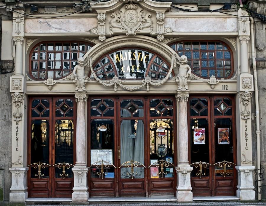 Majéstic Café En Oporto