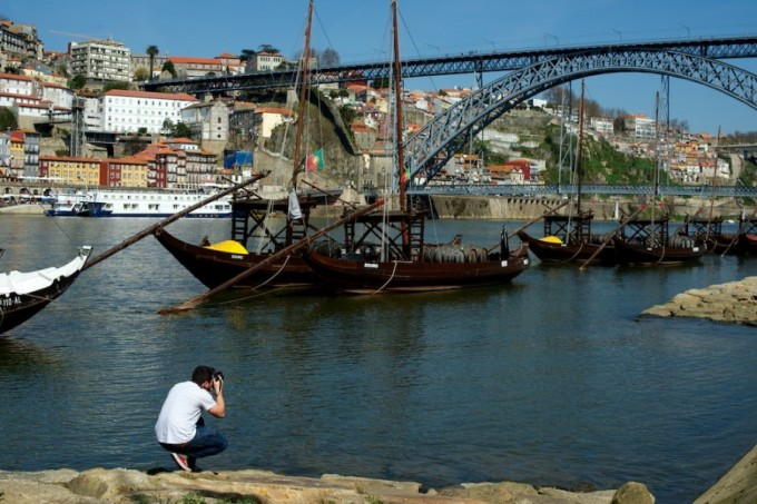 Viaje De Fotografía A Oporto, Desde Asturias En Marzo