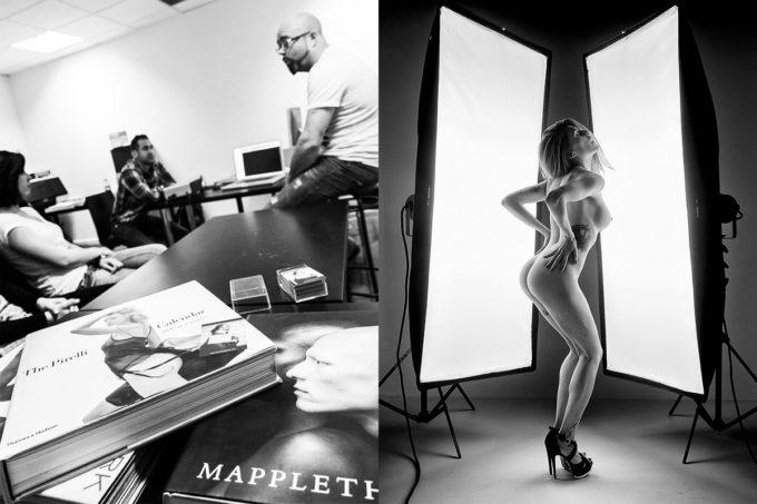 """Workshop """"Fotografía De Desnudo Con Muel De Dios"""""""