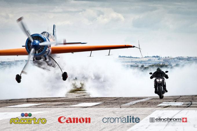 ¡Workshop De Fotografía De Acción Con Jaime De Diego Y Lo último De Canon Y Elinchrom!