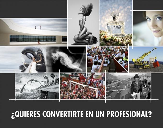 Nuevo Curso De Fotografía Profesional
