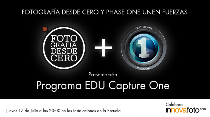 ¿QUIERES UNA LICENCIA DE CAPTURE ONE?
