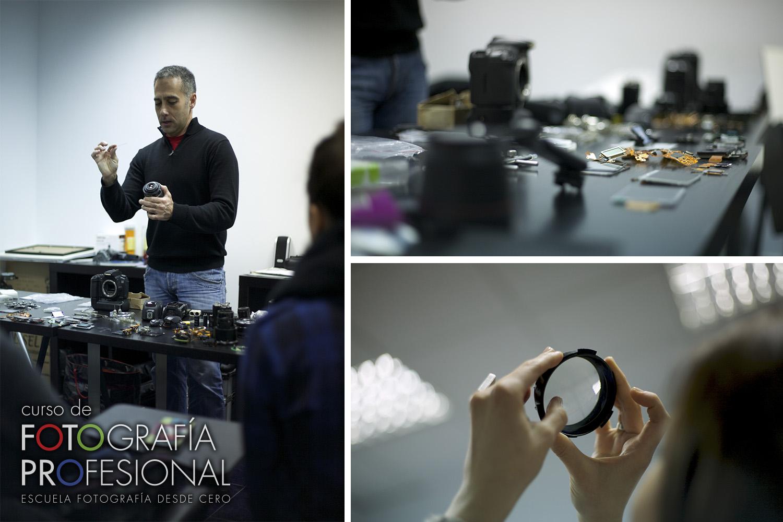 Workshop «Mecánica, Mantenimiento Y Ajuste De Tu Equipo Fotográfico»