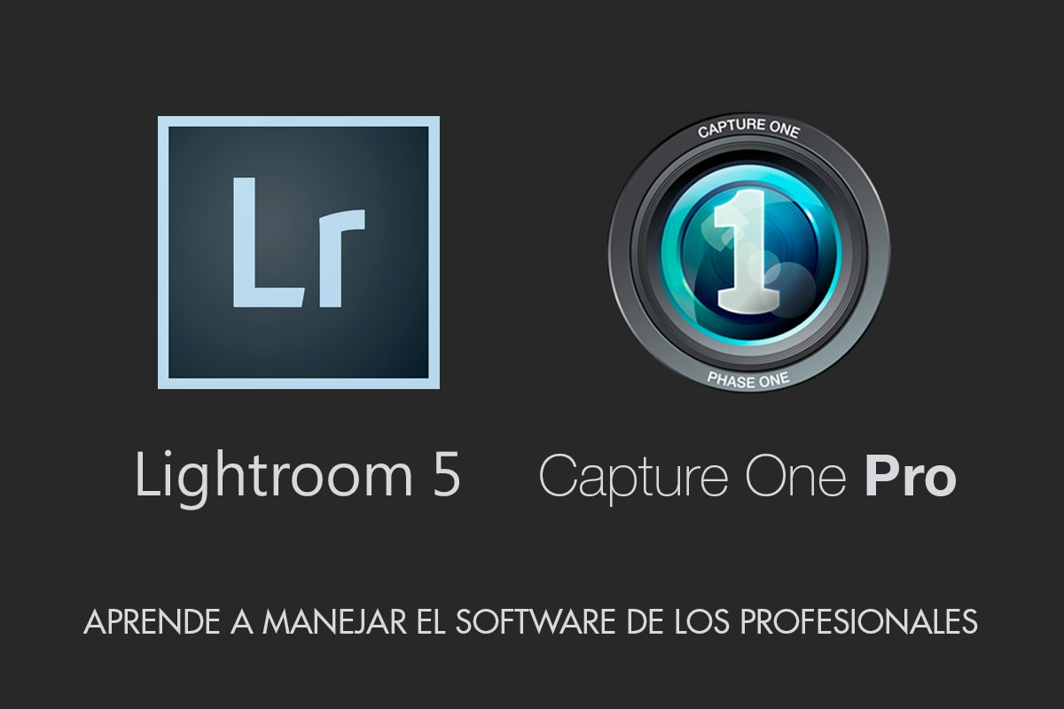 ¡Lightroom Y Capture One Se Estrenan En 2015!
