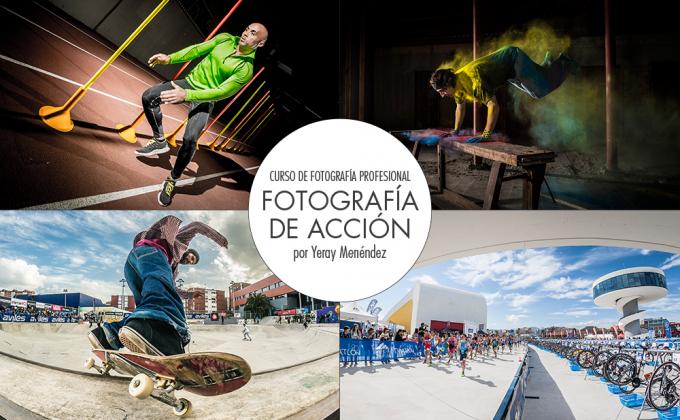 Workshop «Fotografía De Acción Con Yeray Menéndez»