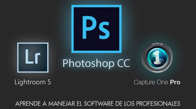Cursos Lighroom 5, Photoshop CC Y Capture One Pro