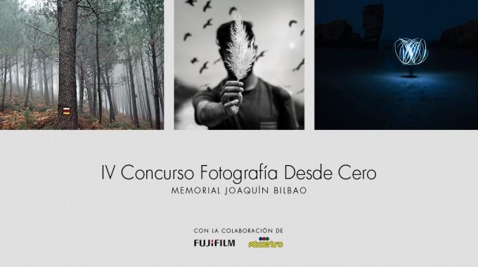 IV Concurso Fotografía Desde Cero