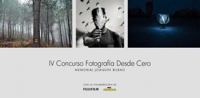 IV Concurso Fotografía Desde Cero. ¡Más De 2.000€ En Premios!