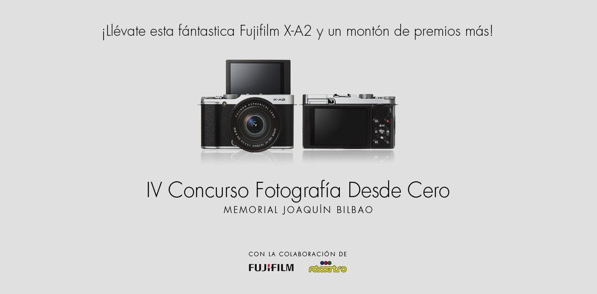 Gana Grandes Premios En El IV Concurso Fotografía Desde Cero ¡Solo Quedan 10 Días!