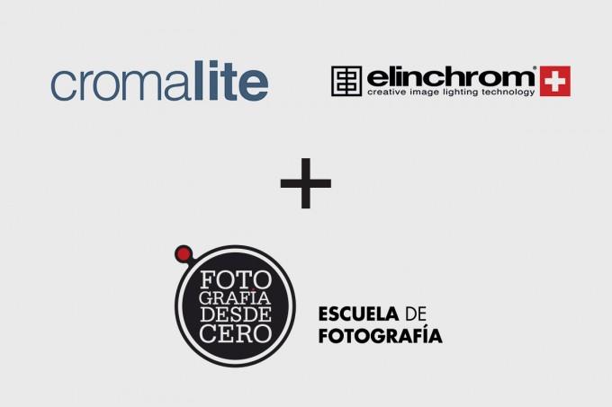 Cromalite Y Elinchrom, Nuevos Sponsors De Primer Nivel De Fotografía Desde Cero