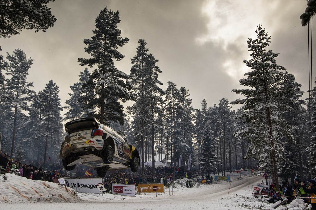 Carlos López - Foto WRC