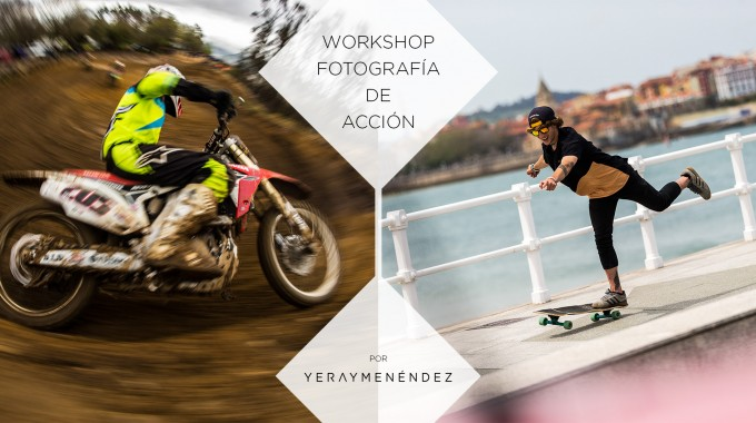 Workshop Fotografía De Acción