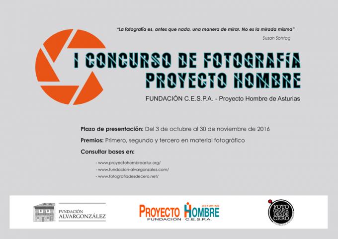 I Concurso De Fotografía Proyecto Hombre De Asturias