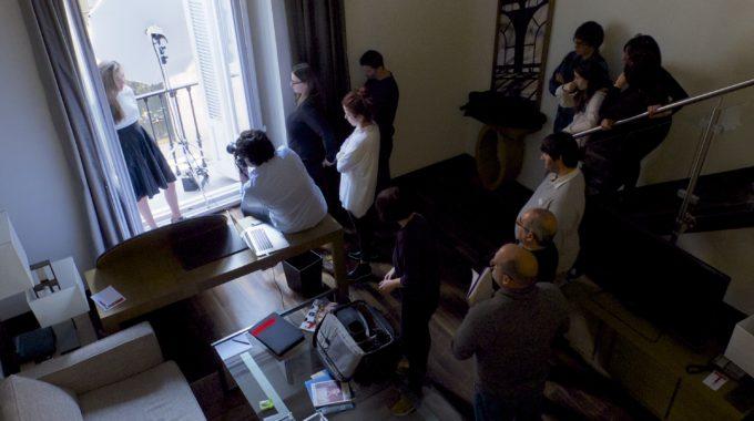 Sesión Moda Con Uxío Da Vila En Madrid