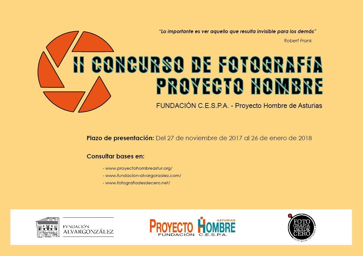 II Concurso De Fotografía Proyecto Hombre De Asturias