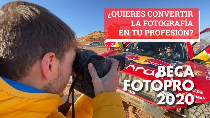 Charly López, Fotógrafo Del Dakar, Nos Cuenta Su Experiencia Tras El Curso De Fotografía Profesional