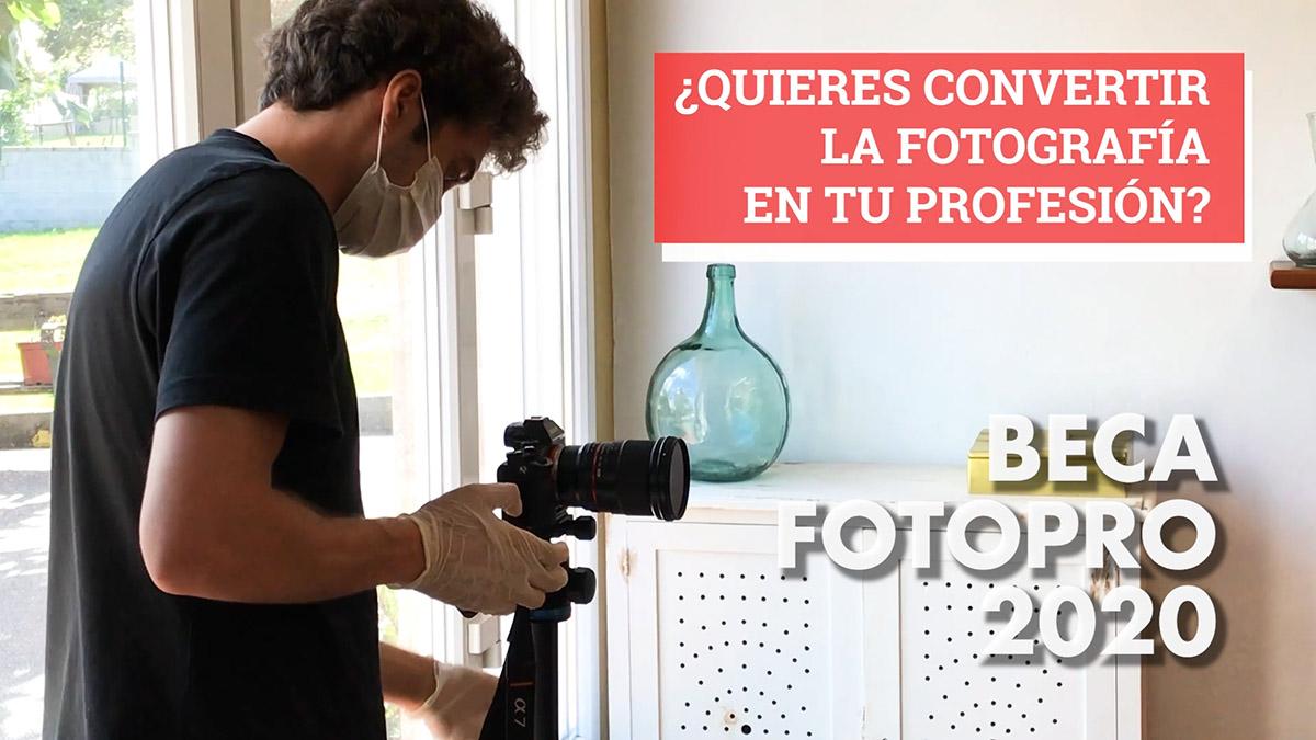 Sergio Braña, Ganador De La Beca Fotopro 2017, Nos Cuenta Su Experiencia Como Profesional